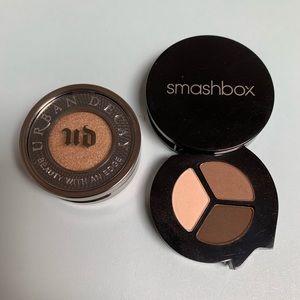 $16/set Brand New urban decay/smashbox eyeshadow